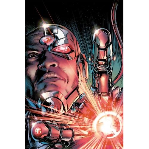 Cyborg Rebirth 1 (VO)