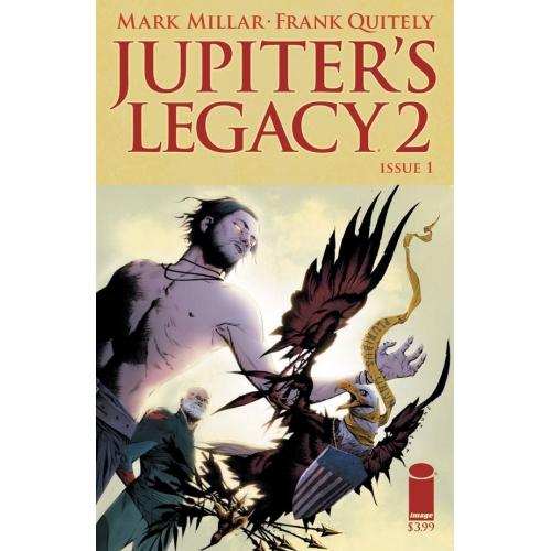 Jupiter's Legacy 2 : 1 (VO) Jae Lee Variant