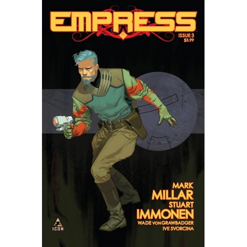 Empress 3 (VO) Variant Cover
