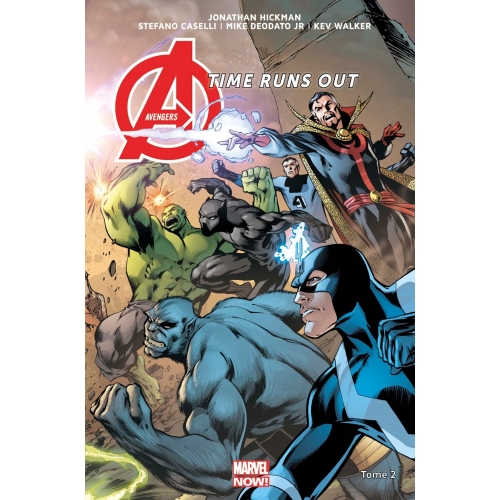 Avengers : Time Runs Out tome 2 (VF)
