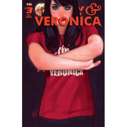 Betty & Veronica 3 (VO) Veronica Cover