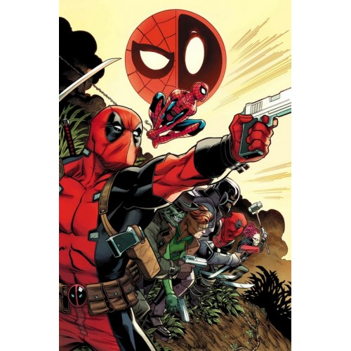 Spider-Man / Deadpool 2