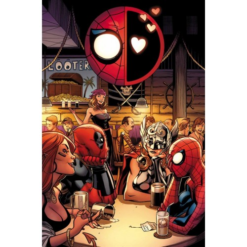 Spider-Man / Deadpool 3