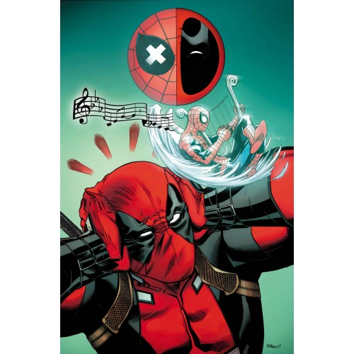 Spider-Man / Deadpool 5 (VO) 5th Print