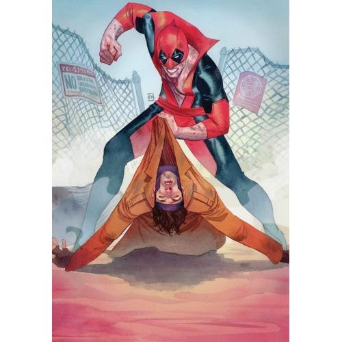 Deadpool Vs Gambit 5 of 5 (VO)