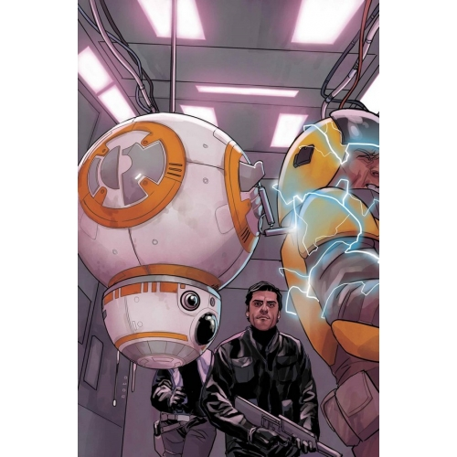 Star Wars : Poe Dameron 6 (VO)