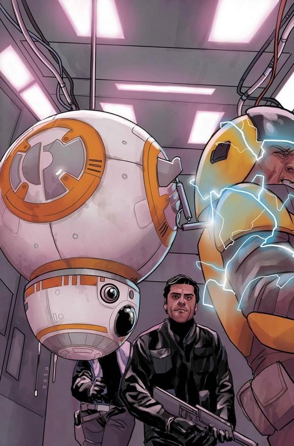 Star Wars : Poe Dameron 5 (VO)