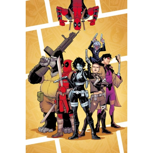 Deadpool & the mercs for money 2 (VO)