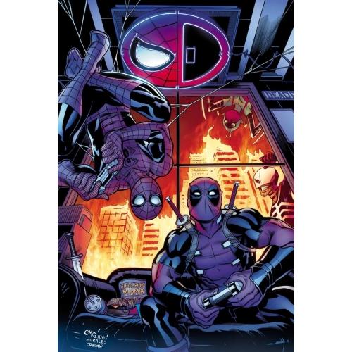 Spider-Man / Deadpool 10 (VO)