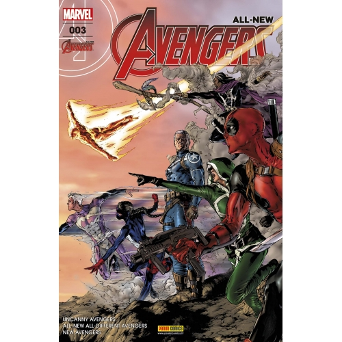 All-New Avengers n°3 (VF)