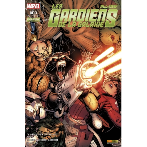 All-new les Gardiens de la Galaxie nº3 (VF)