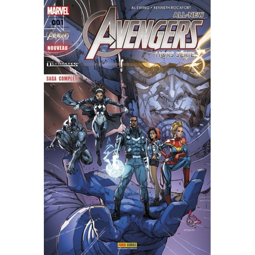 All-New Avengers HS (VF) 1