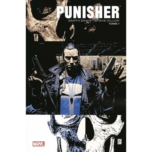 The Punisher par Ennis et Dillon Tome 1
