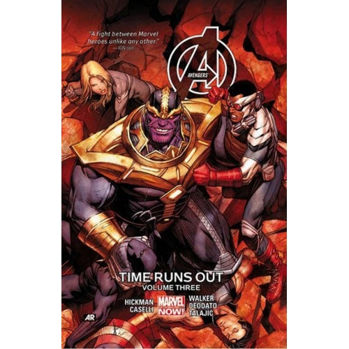 Avengers : Time Runs Out tome 3 (VF)