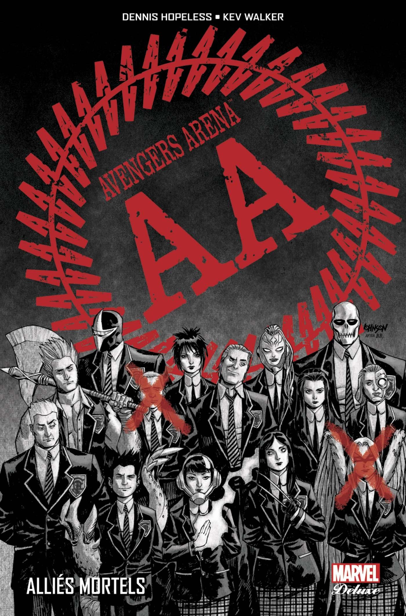 Avengers Arena T1