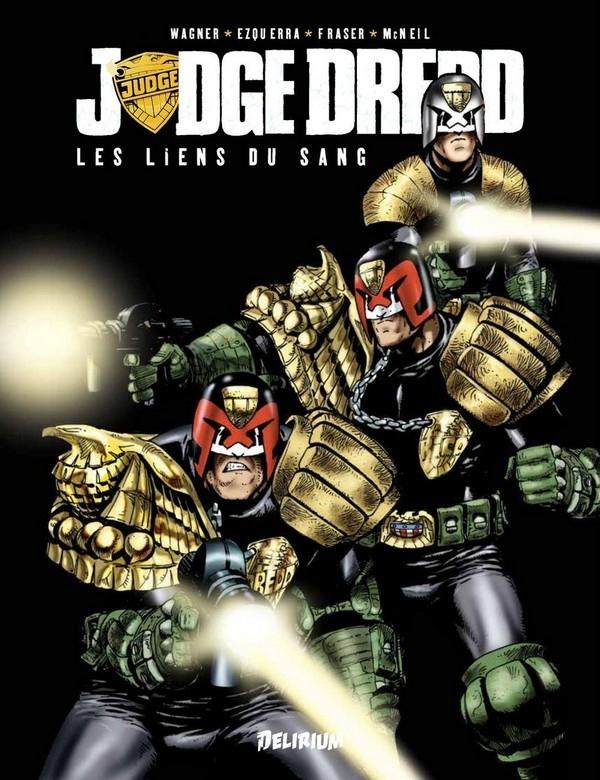 Judge Dredd : Origines (VF)