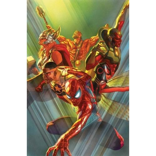 Avengers 1 (VO) (2016)