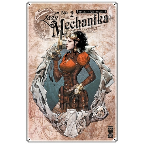 Lady Mechanika – Tome 2 (VF)