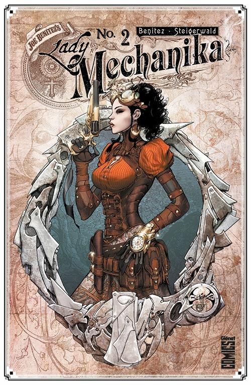Lady Mechanika – Tome 1 (VF)