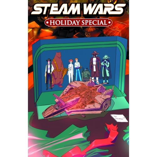 Steam Wars : Holiday Special 2 (VO)