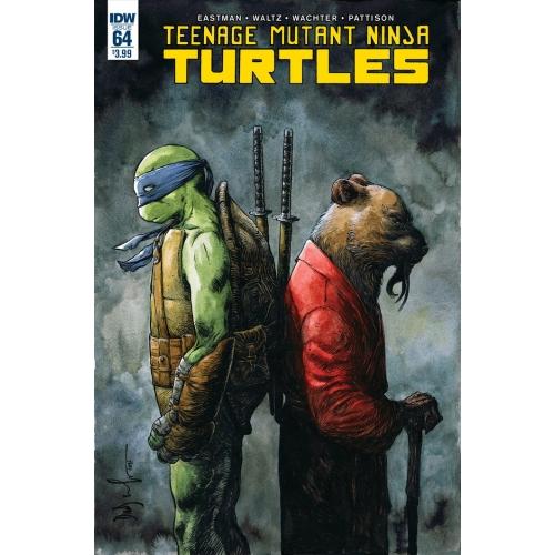 Teenage Mutant Ninja Turtles Universe 1 (VO)
