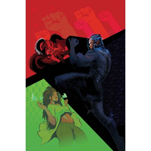 Black Panther World of Wakanda 1 (VO)