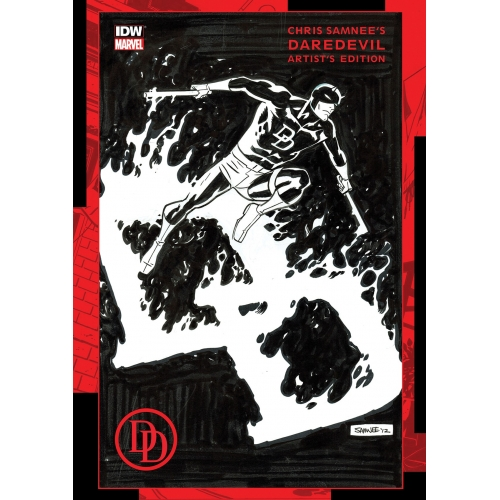 CHRIS SAMNEE DAREDEVIL ARTIST EDITION HC (VO)
