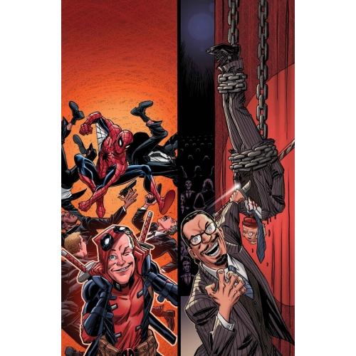 Spider-Man / Deadpool 11 (VO)