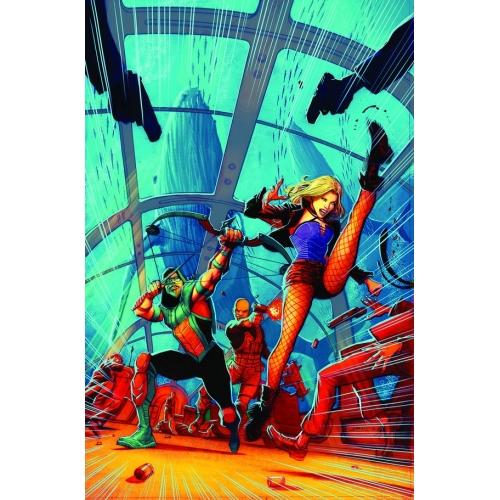 Green Arrow 10 (VO)