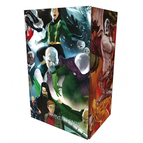 COFFRET MARVEL EVENTS : SPIDER-MAN NEW AVENGER