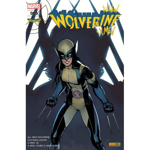 All-new Wolverine & the X-Men nº5(VF)
