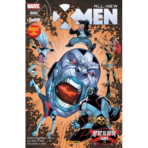 All-new X-Men nº5 (VF)