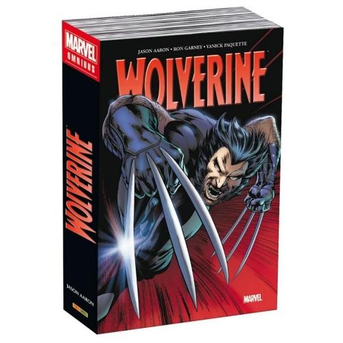 Wolverine par Jason Aaron Omnibus (VF)