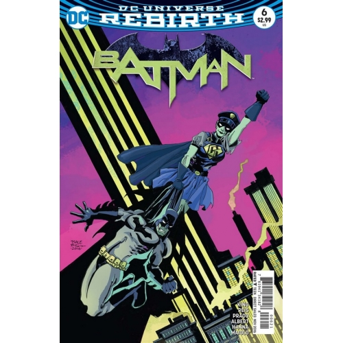 Batman 6 Tim Sale Variant (VO)