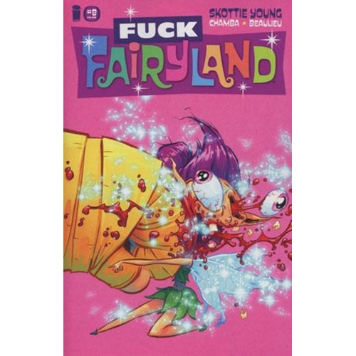 I Hate Fairyland 8 FUCK VARIANT (VO)