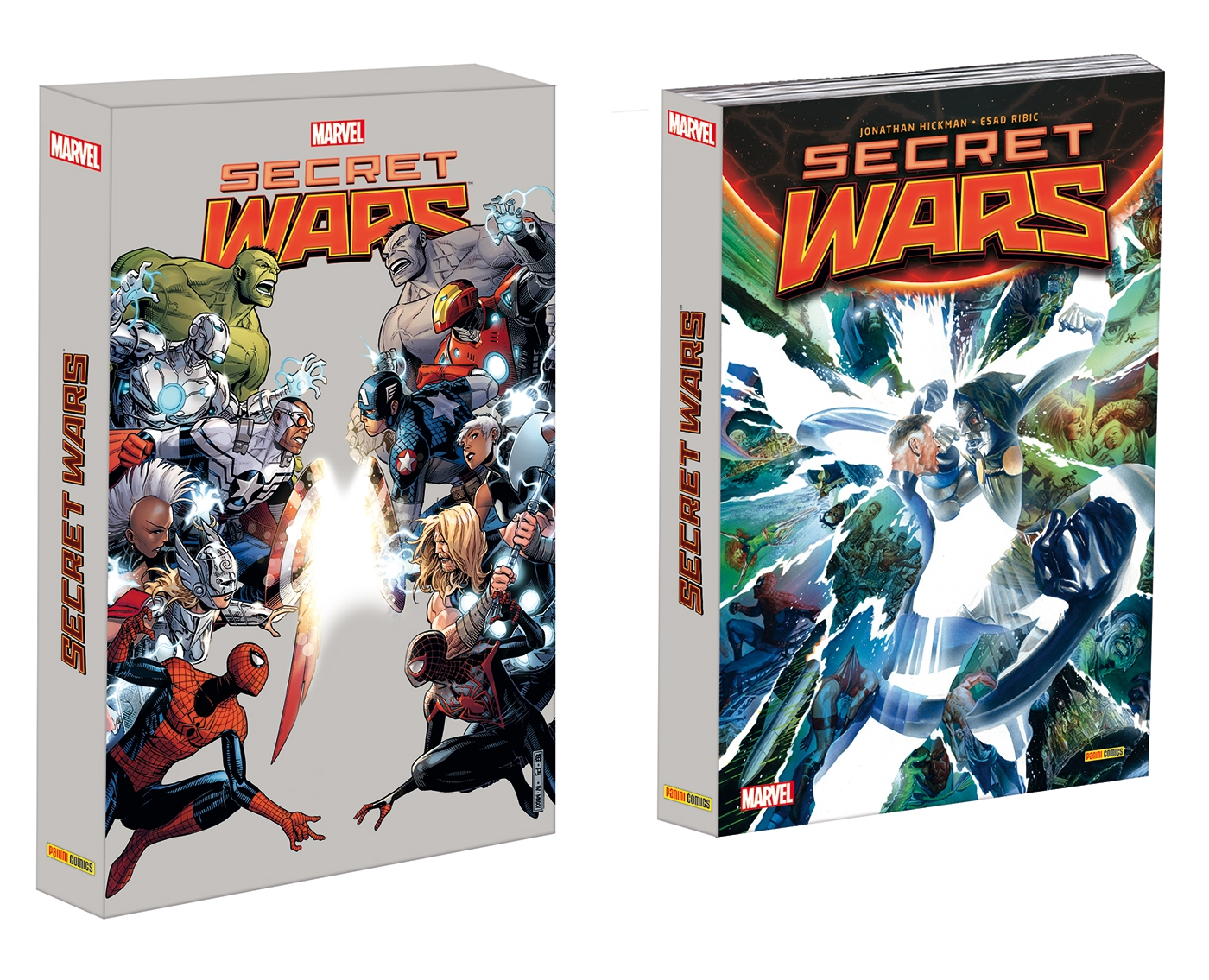 Absolute Secret Wars (VF)