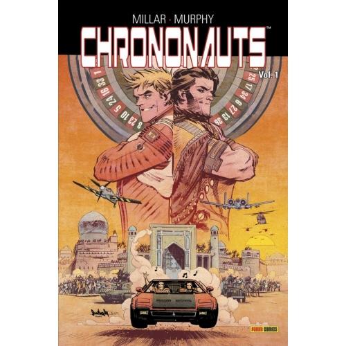 Chrononauts (VF) cartonné