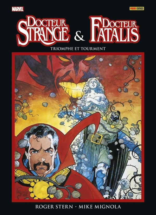 Docteur Strange et Docteur Fatalis