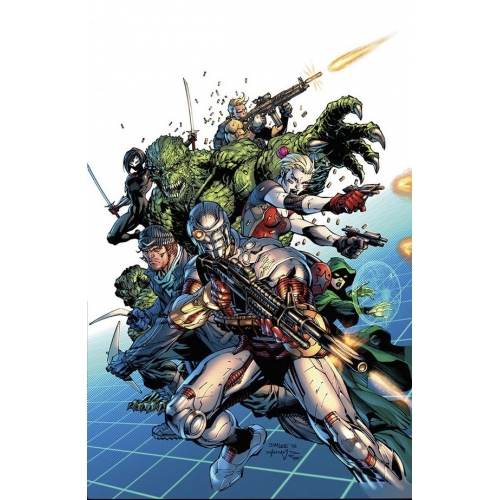 Suicide Squad 3 (VO) Jim Lee