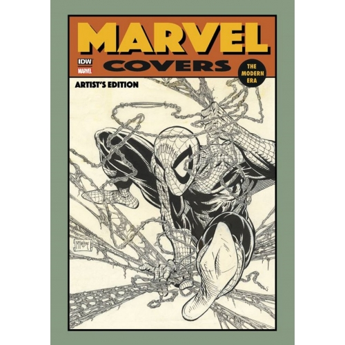 MARVEL COVERS MODERN ERA ARTIST EDITION HC MCFARLANE CVR (VO)