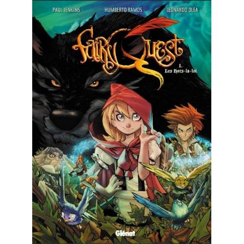 Fairy Quest Tome 1 (VF)