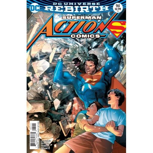 Action Comics 961