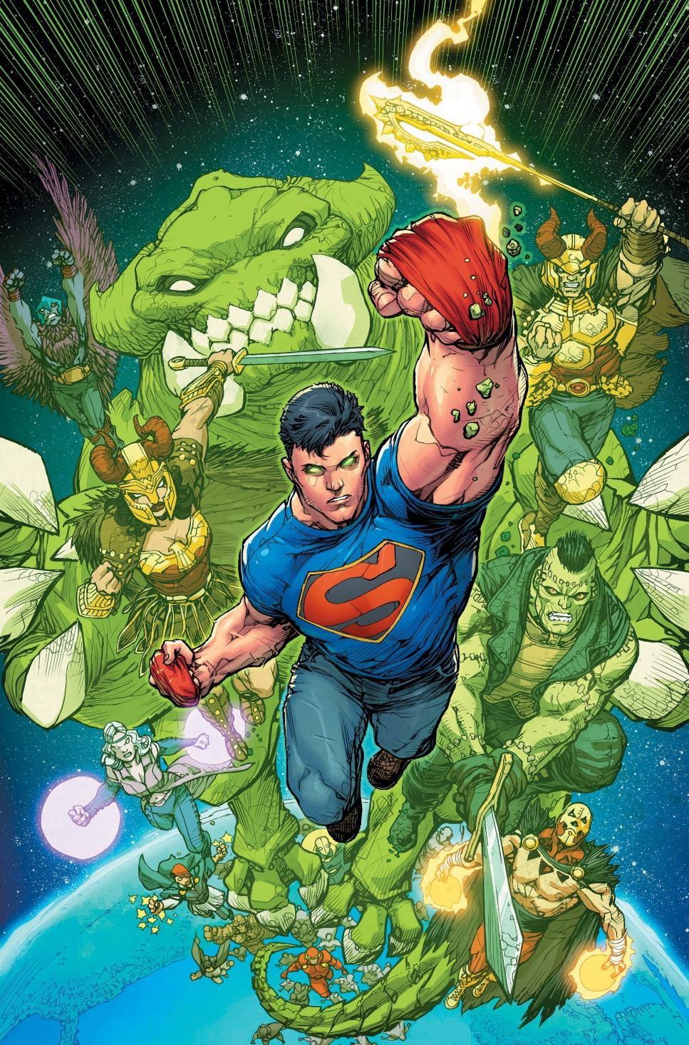 SUPERMAN UNIVERS 1 (VF)