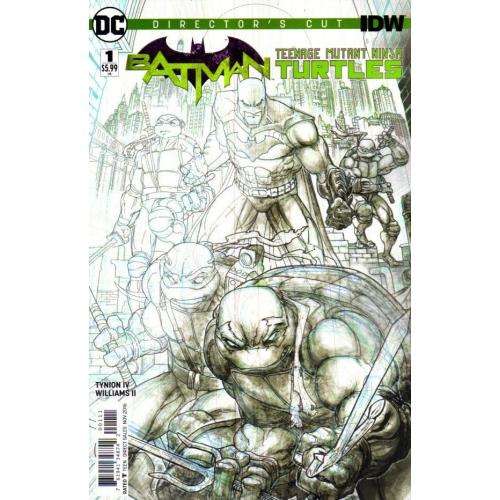 Batman / Teenage Mutant Ninja Turtles 1 Director's Cut (VO)