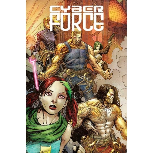 Cyberforce Artifacts 0 (VO)