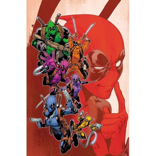 Deadpool & the mercs for money 6 (VO)