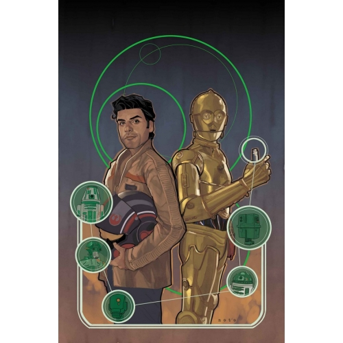 Star Wars : Poe Dameron 9 (VO)