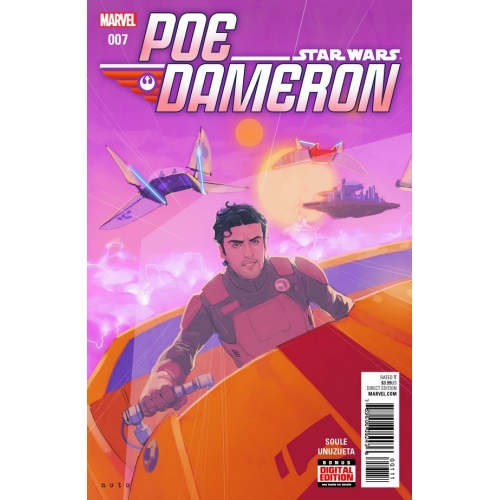Star Wars : Poe Dameron 7 (VO)