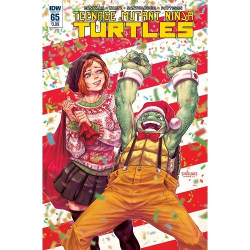 Teenage Mutant Ninja 65 (VO)