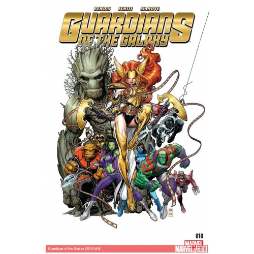 All-new les Gardiens de la Galaxie nº9 (VF)